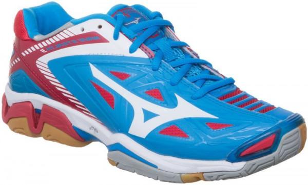 Buty do squasha Mizuno Wave Stealth 3 Women - blue