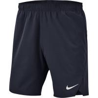 Męskie spodenki tenisowe Nike Flex Ace 9IN Short - obsidian/obsidian/white