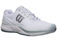 Męskie buty tenisowe Wilson Rush Pro 3.0 - white/pearl blue/bluestone