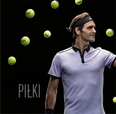 Piłki tenisowe - Wilson