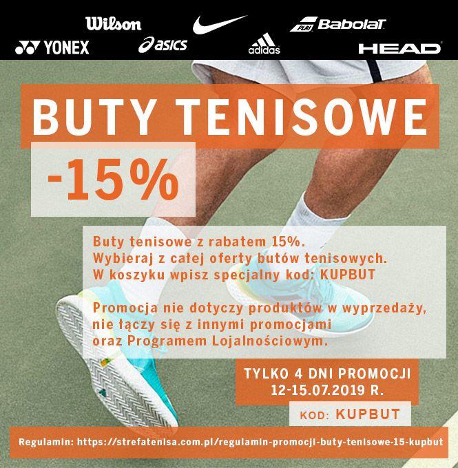 Buty tenisowe -15%