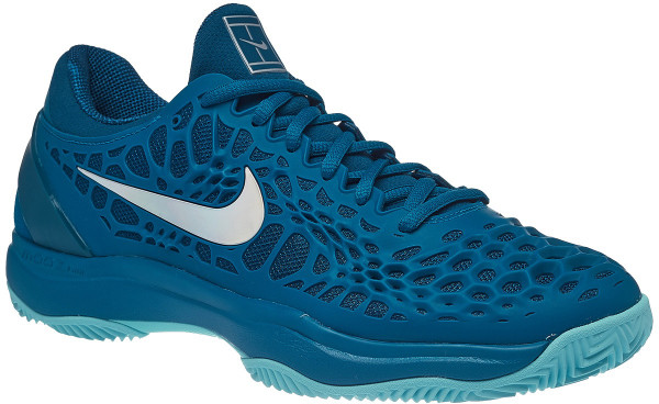 bea772b4fdf6 Buty Tenisowe Nike Air Zoom Cage 3 Clay - green abyss metallic s ...