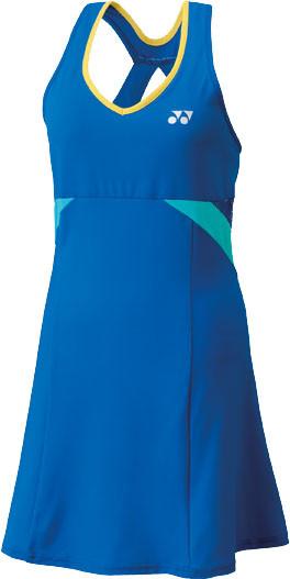 Tenisa kleita sievietēm Yonex Grand Slam Dress - deep blue