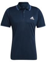 Adidas Freelife Polo Shirt M - crew navy/white/crew blue