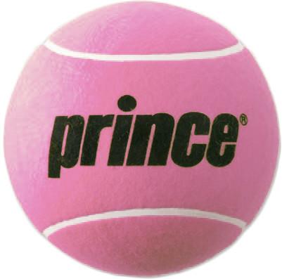 Autogrāfu bumbiņas Piłka Gigant Prince Giant Ball - pink