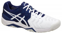 Męskie buty tenisowe Asics Gel-Resolution Novak - classic navy/white/silver