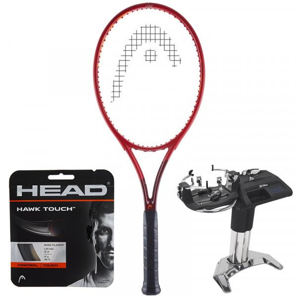 Rakieta tenisowa Head Graphene 360+ Prestige Pro + naciąg + usługa serwisowa