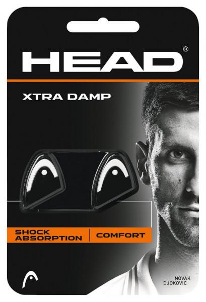 Vibracijų slopintuvai Head Xtra Damp - black/white
