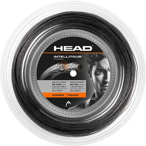 Tennisekeeled Head IntelliTour (108 m/92 m) - anthracite/grey