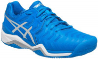 Asics Gel-Resolution 7 Clay - directoire blue/silver/white