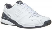 Męskie buty tenisowe Wilson Rush Comp LTR - white/white/ebony