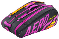 Torba tenisowa Babolat Pure Aero RAFA x12 - black/orange/purple