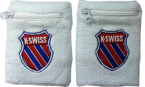 K-Swiss Sweatband - white