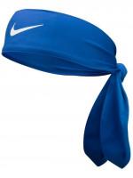Traka za glavu Nike Dri-Fit Head Tie 4.0 - game royal/white
