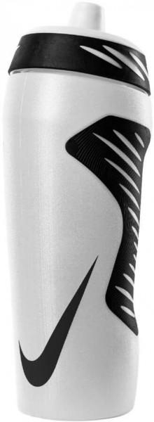 Spordi-veepudel Bidon Nike Hyperfuel Water Bottle 0,50L - clear/black/black