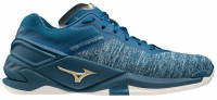 Buty do squasha Mizuno Wave Stealth Neo - hydro/legion blue