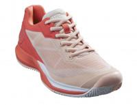 Damskie buty tenisowe Wilson Rush Pro 3.5 Clay W - tropical peach/hot coral/wht