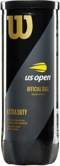 Tenisa bumbiņas Wilson Us Open 3B
