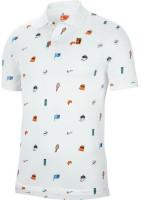 Polo marškinėliai vyrams Nike Court Polo Veener Slim - white