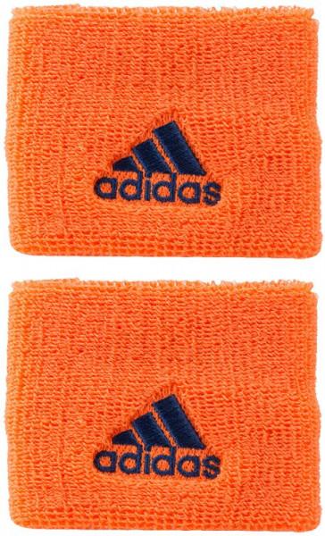 Adidas Tennis Wristband S (OSFM) - glow orange/glow orange/mystery blu
