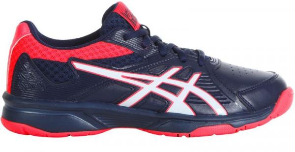 Juniorskie buty tenisowe Asics Court Slide GS - peacoat/diva pink