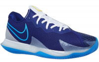 Męskie buty tenisowe Nike Air Zoom Vapor Cage 4 Clay - deep royal blue/coast/white
