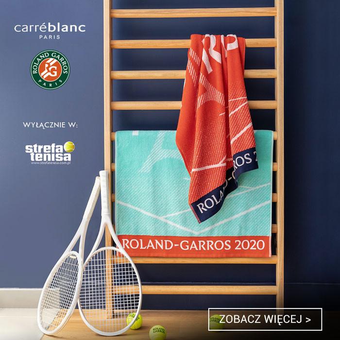 Ręczniki Roland Garros 2020