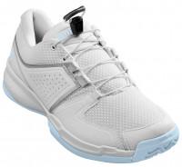Damskie buty tenisowe Wilson Tour Slam W - white/white/omphalodes