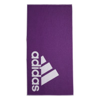 Adidas Towel L - glory purple