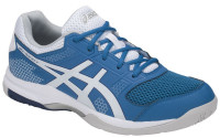 Buty do squasha Asics Gel-Rocket 8 - race blue/white