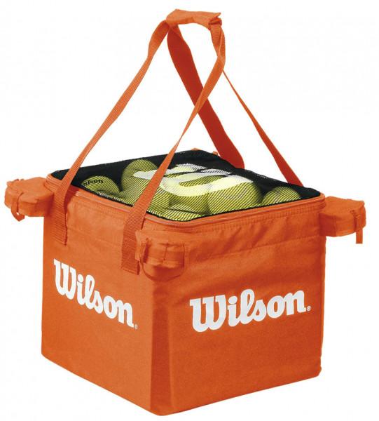 Wkład do Koszyka na Piłki Wilson Teaching Cart Orange
