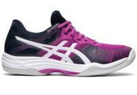 Damskie buty do squasha Asics Gel-Tactic W - digital grape/white