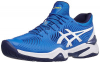 Męskie buty tenisowe Asics Court FF Novak - electric blue/white
