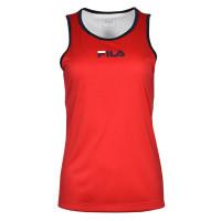 Ženska majica bez rukava Fila Top Amber W - fila red