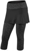 Damska spódniczka tenisowa Babolat Core Combi Skirt Women - phantom