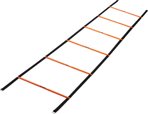Nike Speed Ladder- orange/black
