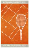 Ręcznik tenisowy Roland Garros Joueur 21 Plage DP - terre battue (plażowy)