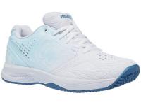 Damskie buty tenisowe Wilson Kaos Comp 2.0 W - white/niagara/omphalodes