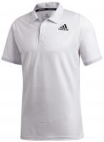 Męskie polo tenisowe Adidas Freelift Primeblue Polo M - dash grey/black