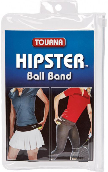 Teniso kamuoliukų laikiklis Tourna Hipster Ball Band - small