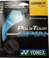 Yonex Poly Tour Spin (12  m) - black