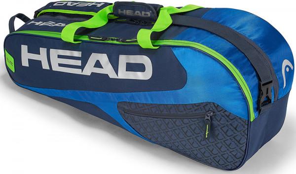 Head Elite 6R Combi - blue/green