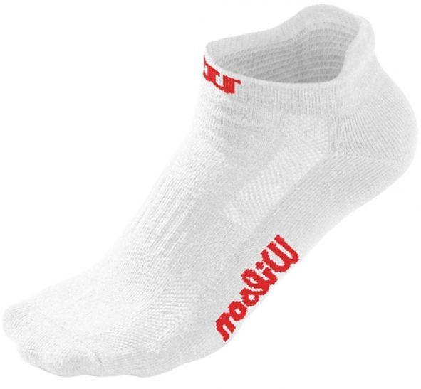 Socks Wilson Women's No Show Sock 3pr/pk - 3 pary/white