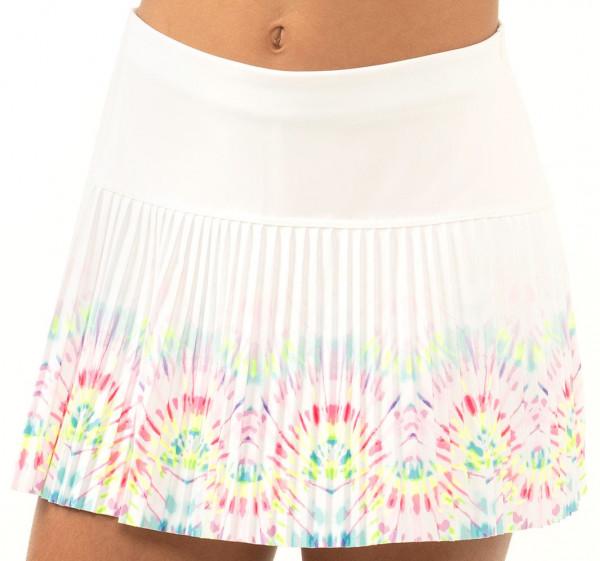 Suknja za djevojke Lucky in Love Novelty Print Peace N Love Pleated Skirt G - multi