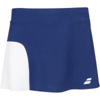 Spódniczka dziewczęca Babolat Compete Skirt Girl - estate blue/white