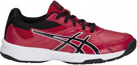 Juniorskie buty tenisowe Asics Court Slide GS - samba/black