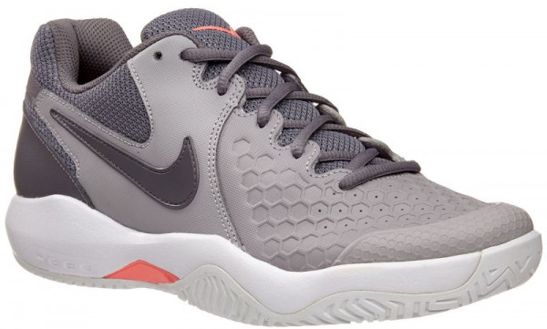 size 40 38aed 81459 Women s shoes Nike WMNS Air Zoom Resistance - atmosphere grey gunsmoke