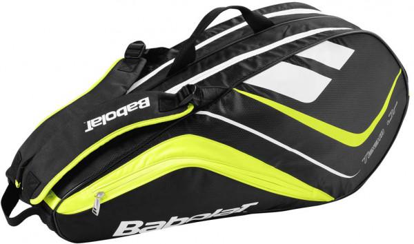 Babolat Team Line x6 Junior - black/yellow
