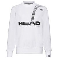 Head Rally Sweatshirt W - white