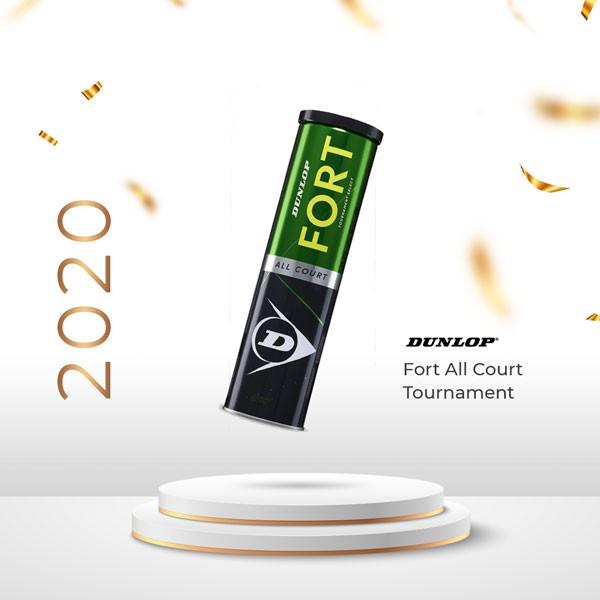 Dunlop Fort All Court Tournament Select New 4B